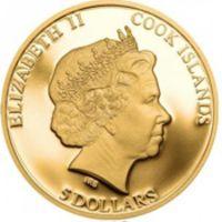 Реверс монеты «Бабочка»