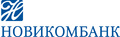АО АКБ «НОВИКОМБАНК» - лого