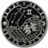 Монета Близнецы-14